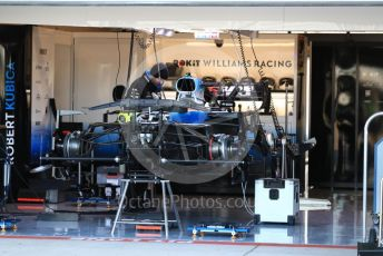 World © Octane Photographic Ltd. Formula 1 – United States GP - Pit Lane. ROKiT Williams Racing FW42. Circuit of the Americas (COTA), Austin, Texas, USA. Thursday 31st October 2019.