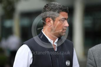World © Octane Photographic Ltd. Formula 1 - Hungarian GP – Friday FIA Special Press Conference. Melbourne, Australia. Michael Masi – FIA Race Director and Safety Delegate. Friday 13th March 2020.