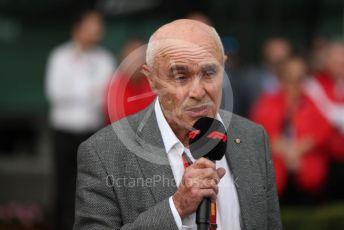 World © Octane Photographic Ltd. Formula 1 - Hungarian GP – Friday FIA Special Press Conference. Melbourne, Australia. Paul Little - Australian Grand Prix Corporation Chairman. Friday 13th March 2020.