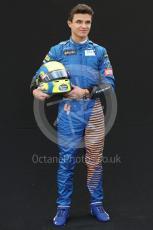 World © Octane Photographic Ltd. Formula 1 – F1 Australian Grand Prix - FIA photocall. McLaren MCL35 – Lando Norris. Melbourne, Australia. Thursday 12th March 2020.