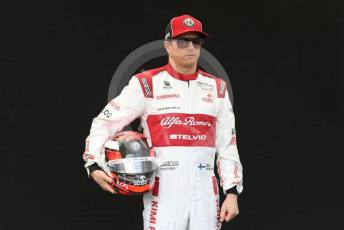 World © Octane Photographic Ltd. Formula 1 – F1 Australian Grand Prix - FIA photocall. Alfa Romeo Racing Orlen C39 – Kimi Raikkonen. Melbourne, Australia. Thursday 12th March 2020.