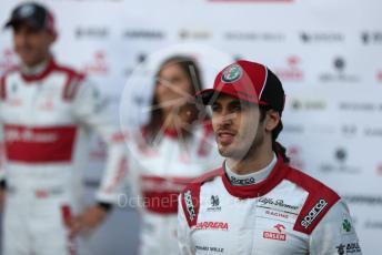World © Octane Photographic Ltd. Formula 1 – F1 Pre-season Test 1 - Day 1. Alfa Romeo Racing Orlen C39 – Antonio Giovinazzi. Circuit de Barcelona-Catalunya, Spain. Wednesday 19th February 2020.