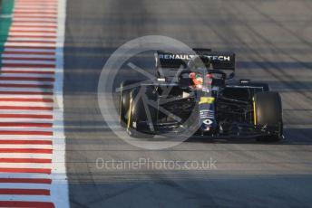 World © Octane Photographic Ltd. Formula 1 – F1 Pre-season Test 1 - Day 3. Renault Sport F1 Team RS20 – Esetban Ocon. Circuit de Barcelona-Catalunya, Spain. Friday 21st February 2020.