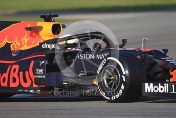 World © Octane Photographic Ltd. Formula 1 – F1 Pre-season Test 1 - Day 3. Aston Martin Red Bull Racing RB16 – Max Verstappen. Circuit de Barcelona-Catalunya, Spain. Friday 21st February 2020.
