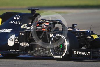 World © Octane Photographic Ltd. Formula 1 – F1 Pre-season Test 1 - Day 3. Renault Sport F1 Team RS20 – Esteban Ocon. Circuit de Barcelona-Catalunya, Spain. Friday 21st February 2020.