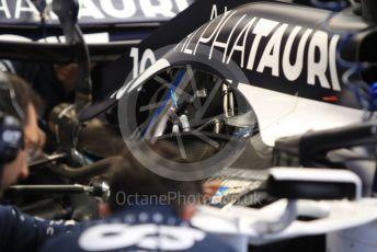 World © Octane Photographic Ltd. Formula 1 – F1 Pre-season Test 1 - Day 3. Scuderia AlphaTauri Honda AT01 – Pierre Gasly. Circuit de Barcelona-Catalunya, Spain. Friday 21st February 2020.