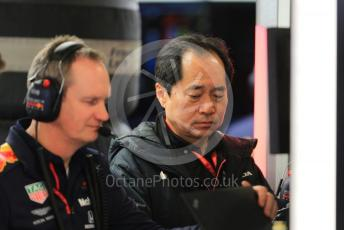 World © Octane Photographic Ltd. Formula 1 – F1 Pre-season Test 1 - Day 3. Aston Martin Red Bull Racing RB16 –Toyoharu Tanabe. Circuit de Barcelona-Catalunya, Spain. Friday 21st February 2020.