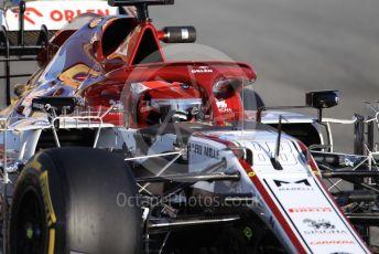 World © Octane Photographic Ltd. Formula 1 – F1 Pre-season Test 2 - Day 1. Alfa Romeo Racing Orlen C39 Reserve Driver – Robert Kubica. Circuit de Barcelona-Catalunya, Spain. Wednesday 26th February 2020.