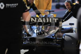World © Octane Photographic Ltd. Formula 1 – F1 Pre-season Test 2 - Day 1. Renault Sport F1 Team RS20 – Daniel Ricciardo. Circuit de Barcelona-Catalunya, Spain. Wednesday 26th February 2020.