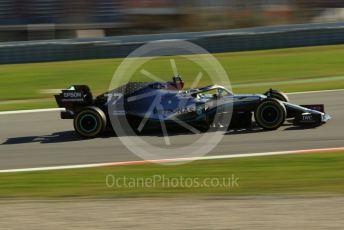 World © Octane Photographic Ltd. Formula 1 – F1 Pre-season Test 2 - Day 1. Mercedes AMG Petronas F1 W11 EQ Performance - Valtteri Bottas. Circuit de Barcelona-Catalunya, Spain. Wednesday 26th February 2020.