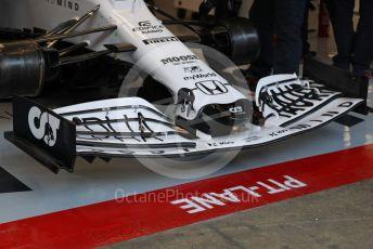 World © Octane Photographic Ltd. Formula 1 – F1 Pre-season Test 2 - Day 1. Scuderia AlphaTauri Honda AT01 – Pierre Gasly. Circuit de Barcelona-Catalunya, Spain. Wednesday 26th February 2020.