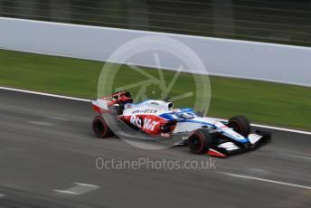 World © Octane Photographic Ltd. Formula 1 – F1 Pre-season Test 2 - Day 2. ROKiT Williams Racing FW43 – Nicholas Latifi. Circuit de Barcelona-Catalunya, Spain. Thursday 27th February 2020.
