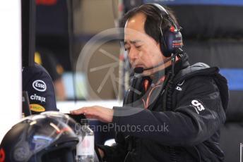 World © Octane Photographic Ltd. Formula 1 – F1 Pre-season Test 2 - Day 2. Red Bull Honda Toyoharu Tanabe. Circuit de Barcelona-Catalunya, Spain. Thursday 27th February 2020.