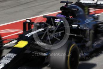 World © Octane Photographic Ltd. Formula 1 – F1 Pre-season Test 2 - Day 2. Renault Sport F1 Team RS20 – Daniel Ricciardo. Circuit de Barcelona-Catalunya, Spain. Thursday 27th February 2020.