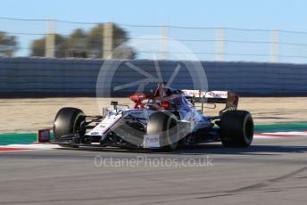 World © Octane Photographic Ltd. Formula 1 – F1 Pre-season Test 2 - Day 3. Alfa Romeo Racing Orlen C39 – Kimi Raikkonen. Circuit de Barcelona-Catalunya, Spain. Friday 28th February 2020.