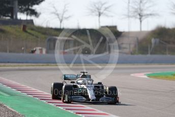 World © Octane Photographic Ltd. Formula 1 – F1 Pre-season Test 1 - Day 1. Mercedes AMG Petronas F1 W11 EQ Performance - Lewis Hamilton. Circuit de Barcelona-Catalunya, Spain. Wednesday 19th February 2020.