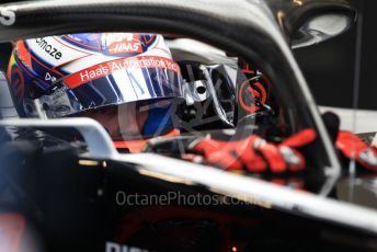 World © Octane Photographic Ltd. Formula 1 – F1 Pre-season Test 1 - Day 2. Haas F1 Team VF20 – Romain Grosjean. Circuit de Barcelona-Catalunya, Spain. Thursday 20th February 2020.