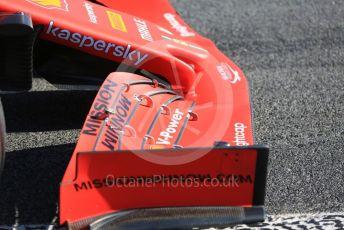 World © Octane Photographic Ltd. Formula 1 – F1 Pre-season Test 1 - Day 2. Scuderia Ferrari SF1000 – Sebastian Vettel. Circuit de Barcelona-Catalunya, Spain. Thursday 20th February 2020.