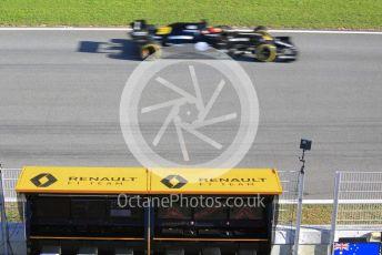 World © Octane Photographic Ltd. Formula 1 – F1 Pre-season Test 1 - Day 2. Renault Sport F1 Team RS20 – Esteban Ocon. Circuit de Barcelona-Catalunya, Spain. Thursday 20th February 2020.