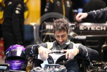 World © Octane Photographic Ltd. Formula 1 – F1 Pre-season Test 1 - Day 2. Renault Sport F1 Team RS20 – Daniel Ricciardo. Circuit de Barcelona-Catalunya, Spain. Thursday 20th February 2020