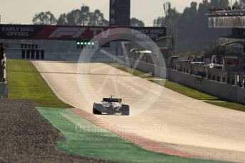 World © Octane Photographic Ltd. Formula 1 – F1 Pre-season Test 1 - Day 2. Mercedes AMG Petronas F1 W11 EQ Performance - Valtteri Bottas. Circuit de Barcelona-Catalunya, Spain. Thursday 20th February 2020.