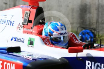 World © Octane Photographic Ltd. GP3 – Hungarian GP – Practice. Trident - Ryan Tveter. Hungaroring, Budapest, Hungary. Friday 27th July 2018.
