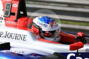 World © Octane Photographic Ltd. GP3 – Hungarian GP – Practice. Trident - Guiliano Alesi. Hungaroring, Budapest, Hungary. Friday 27th July 2018.