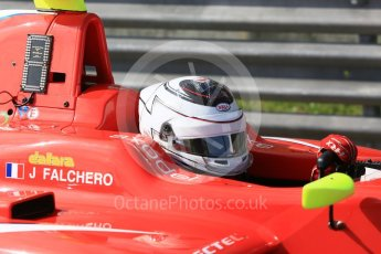 World © Octane Photographic Ltd. GP3 – Hungarian GP – Practice. Arden International - Julien Falchero. Hungaroring, Budapest, Hungary. Friday 27th July 2018.