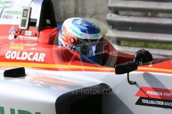 World © Octane Photographic Ltd. GP3 – Hungarian GP – Practice. Campos Racing - Simo Laaksonen. Hungaroring, Budapest, Hungary. Friday 27th July 2018.