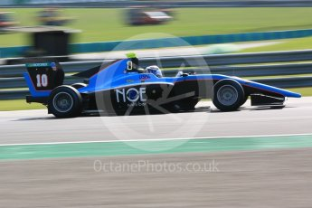 World © Octane Photographic Ltd. GP3 – Hungarian GP – Practice. Jenzer Motorsport - Juan Manual Correa. Hungaroring, Budapest, Hungary. Friday 27th July 2018.
