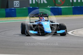 World © Octane Photographic Ltd. GP3 – Hungarian GP – Practice. Jenzer Motorsport - Tatiana Calderon. Hungaroring, Budapest, Hungary. Friday 27th July 2018.