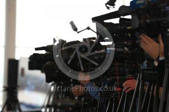 World © Octane Photographic Ltd. Formula 1 –. Mercedes AMG Petronas Motorsport AMG F1 W09 EQ Power+ launch – Silverstone, UK. Thursday 22nd February 2018. Digital Ref : 2020LB1D7798