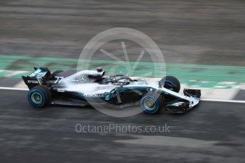 World © Octane Photographic Ltd. Formula 1 –. Mercedes AMG Petronas Motorsport AMG F1 W09 EQ Power+ launch – Silverstone, UK. Thursday 22nd February 2018. Digital Ref : 2020LB1D7972