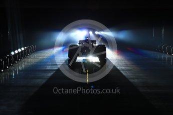 World © Octane Photographic Ltd. Formula 1 –. Mercedes AMG Petronas Motorsport AMG F1 W09 EQ Power+ launch – Silverstone, UK. Thursday 22nd February 2018. Digital Ref :2020LB1D8028