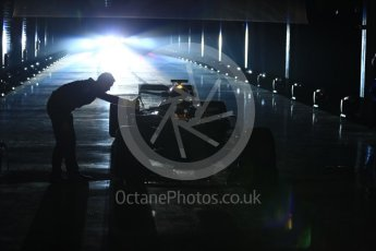 World © Octane Photographic Ltd. Formula 1 –. Mercedes AMG Petronas Motorsport AMG F1 W09 EQ Power+ launch – Silverstone, UK. Thursday 22nd February 2018. Digital Ref : 2020LB1D8039