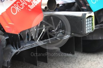 World © Octane Photographic Ltd. Formula 1 – Winter Test 1. Scuderia Toro Rosso STR13 Car Launch. Circuit de Barcelona-Catalunya, Spain. Monday 26th February 2018.