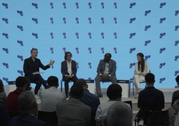 'No More Obscurity' – Octave Consulting's Founder & Chairman Discusses Privacy and Online Surveillance at Summer Davos