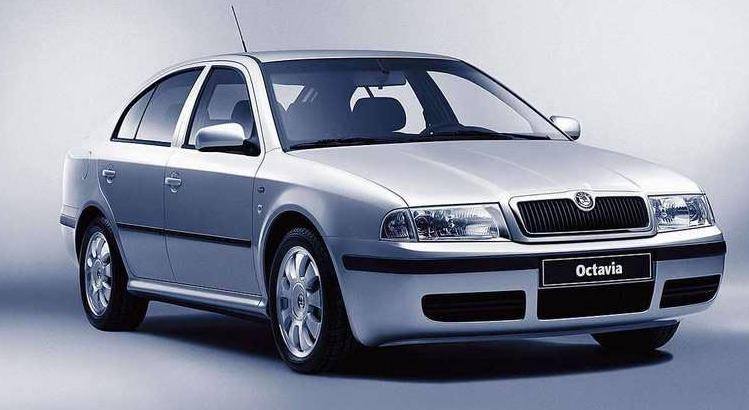 Škoda Octavia 1 Tour facelift