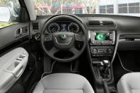 Škoda Octavia 2 Facelift interiér