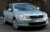 Škoda Octavia 2 Facelift ze předu