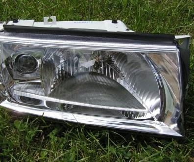 Návod výměna přední světlo Škoda Octavia po faceliftu 1