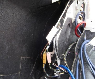Tlumení kufru vibraflexem Škoda Octavia 38