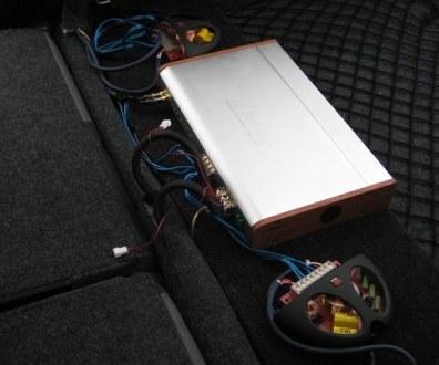 Tlumení kufru vibraflexem Škoda Octavia 53
