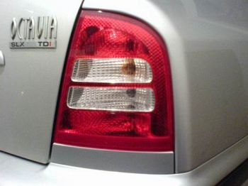 Výměna zadních světel Škoda Octavia po faceliftu návod 2