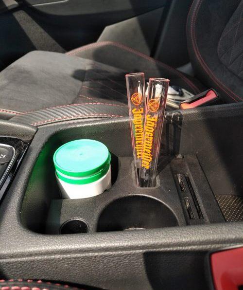 Interiér Škoda Kodiaq RS úložné prostory ve vozu