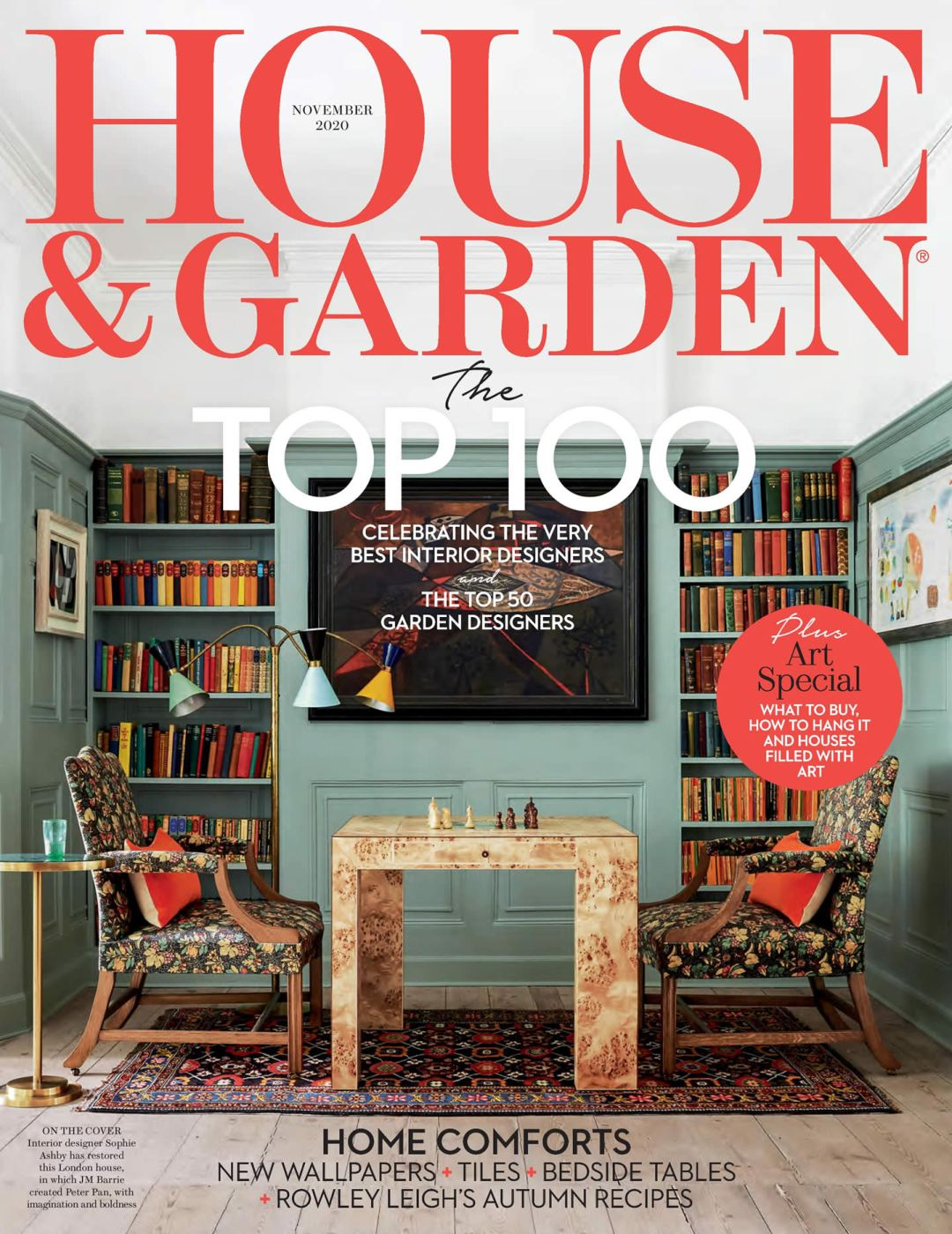 House and Garden (November 2020)