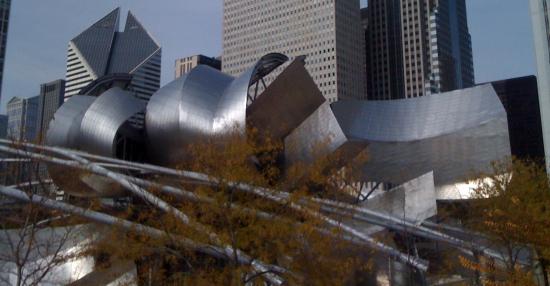 Photo Walking Chicago Parks