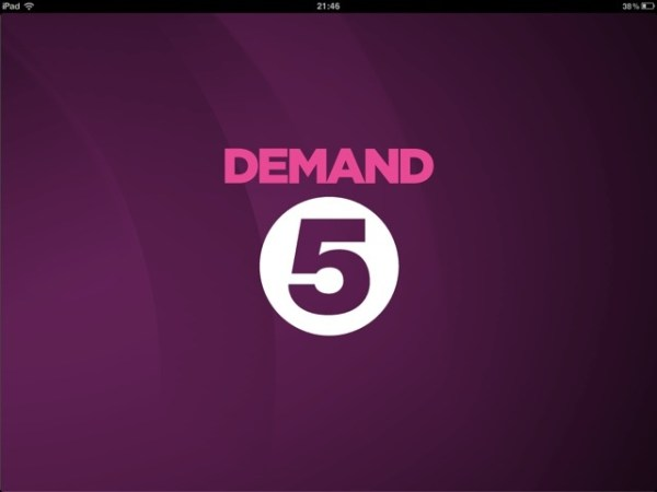 Demand 5 iPad App Review | Obsessive Compulsive Technology