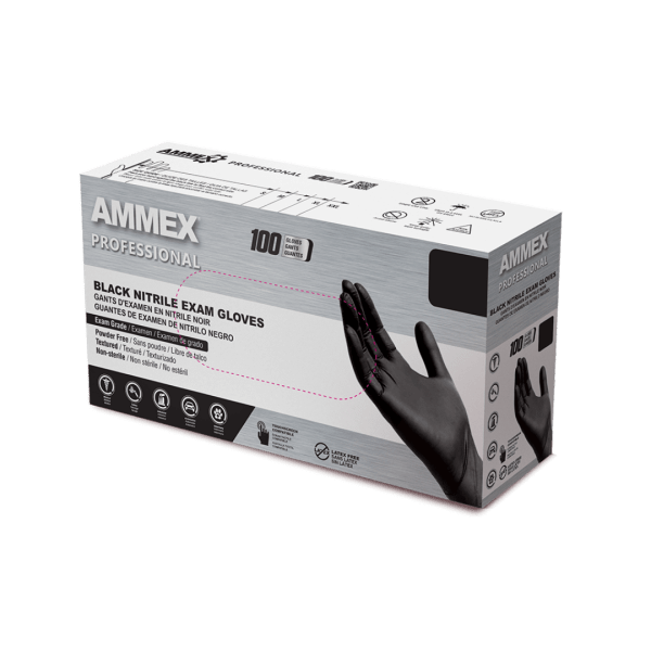 ammex-black-nitrile-box