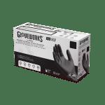 Gloveworks Medical Black Nitrile Gloves Case of 5